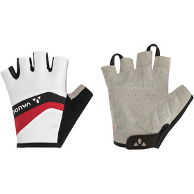 VAUDE Active Gloves Herre white/red